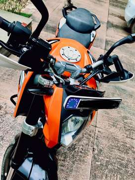 KTM Duke 200 (2016 model) Good condition