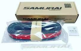 Karet Bumper Lip Samurai Universal