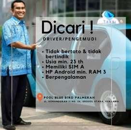 Driver Taksi Bluebird