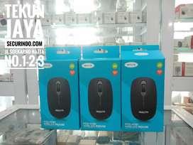 Mouse Wireless tanpa kabel NISUTA