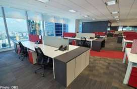 1200 sqft Commercial Office For Rent In Rajouri Garden