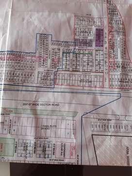 Sunny enclave 200syd plot sec 123