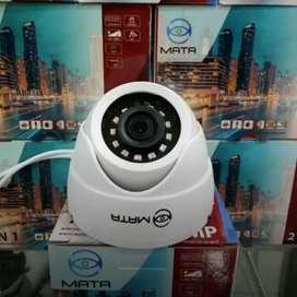 kamer cctv indoor outdoor paket cctv kumplit kualitas 2mp