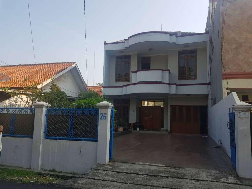 rumah jl.haji domang kelapa dua kebon jeruk lt-422 lb-462 km-5