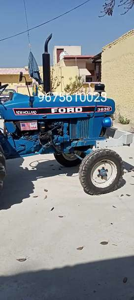New Holland tractor good condition sale a new car