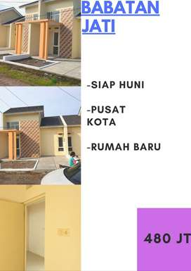 Rumah Babatan Jati Wilayah Kota Sidoarjo