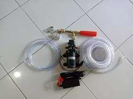 Steam alat cuci motor mobil paket 1kg