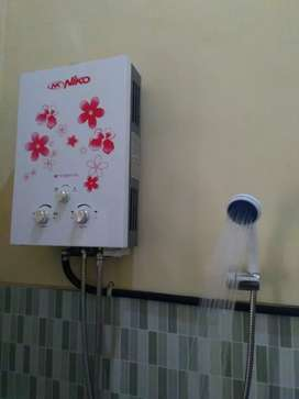 New Water Heater Gas Niko