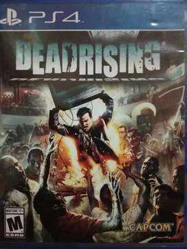 PS4 Deadrising second