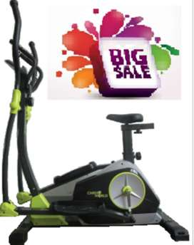 Diwali offer on Passion Bikes Elliptical Cross Trainers