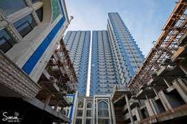 Dijual cepat cash: Saladin Mansion Apartemen Studio Furnished