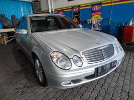 Mercy E200 K 2008 matic