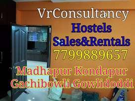 Running Women's Hostel Sale in Madhapur