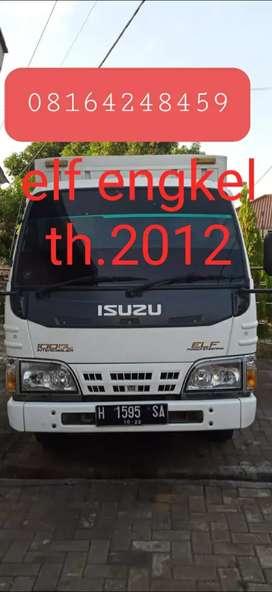 Isuzu elf , thn 2012 , engkel, No pol H, Istimewa