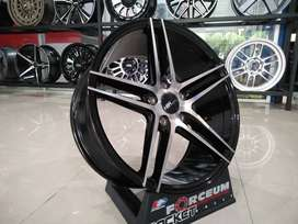 velg HSR NE5 ring 18 for civic rush inova xpander crv dll