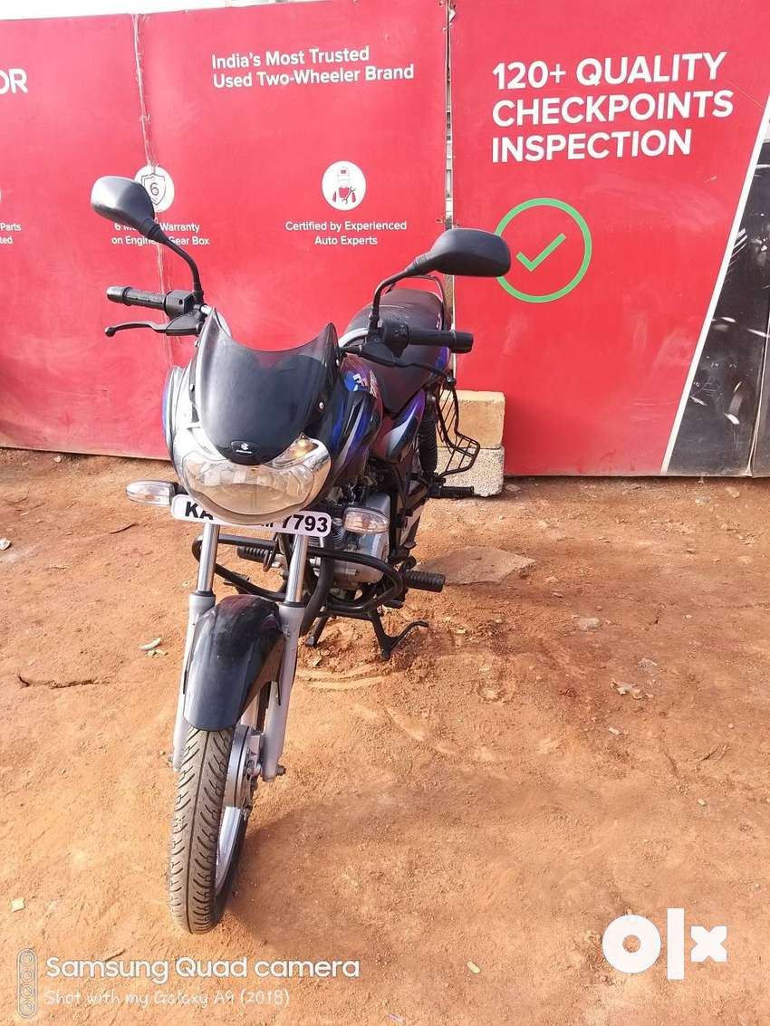 Good Condition Bajaj Discover 125 with Warranty |  7793 Bangalore 0