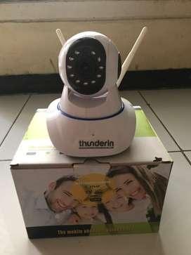 Baby Camera (cctv) putaran 360