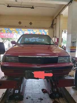 Toyota Corona Ex salon 1990 tinggal gas, no minus