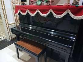 DIJUAL PIANO AKUSTIK YAMAHA TIPE U3