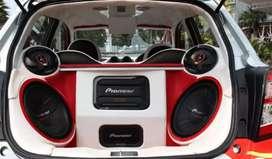 Audio Mobil Semua Tipe Bisa Cicilan Tanpa Kartu Kredit