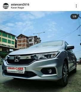 Honda City 1.5 V Manual Sunroof, 2018, Petrol