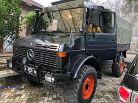Mercedes benz Unimog 1982 4x4 lhd