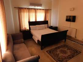 Guest House Room Fully Furnished avialible islamabad