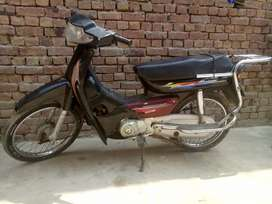 Asia hero Scoty 70cc