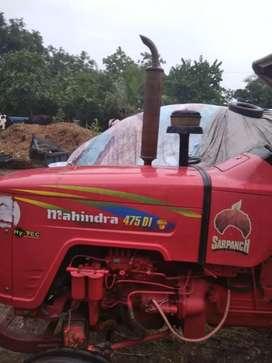 Mahindra 475 tractor
