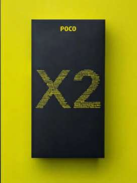 Sealed Pack Poco X2 Available 6gb 128gb With Bill & 1 Year Warranty