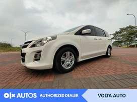 [OLXAutos] Mazda 8 2012 Bensin 2.3 A/T Putih #Volta Auto
