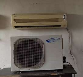 Samsung Ac hot and cool