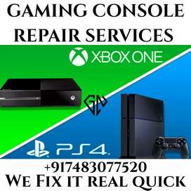 Ps3 ps4 xbox all Gaming consoles Repairs and services