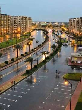 4rth Floor elegant designed bahria apartment available on ideal place