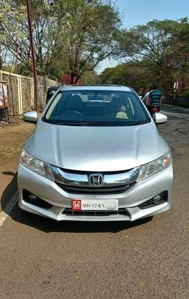 Honda City 2014-2015 i VTEC VX Option, 2014, Diesel