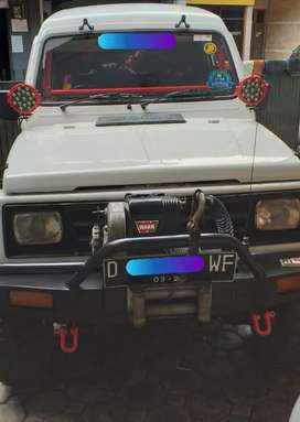 Suzuki Katana Long 1990