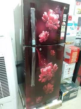 LG T292RSCy 260 litre double door refrigeratorvNEW FIX PRICE 25850/-