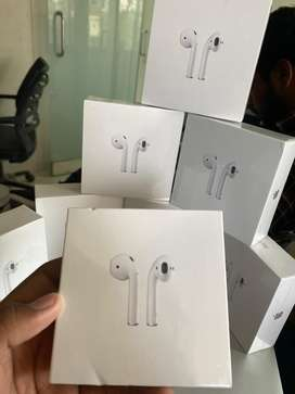 New airpod 2 with 1year apple warranty