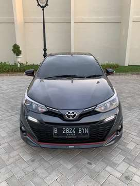 Jual Toyota Yaris Trd AT 2018 Istimewa Low KM