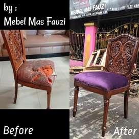 Pembuatan sofa baru dan reivarasi semua bentuk kursi