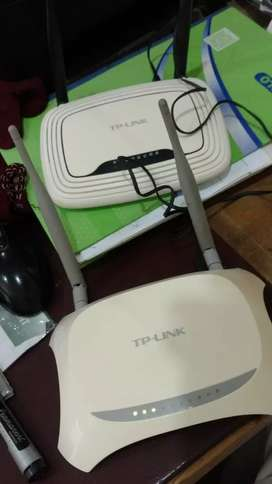 Tplink 3420 300 Mbps WiFi Router, Repeater, Access Point, Range Extend
