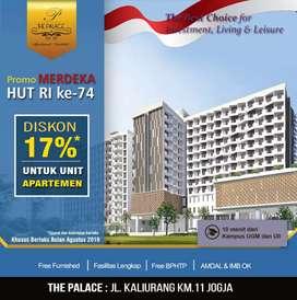 Bagimu Manado! Investasi Dgn Hasil Maximal Ada di Apartemen The Palace