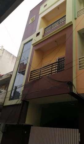 Independent house for sale santosh nagar G+2