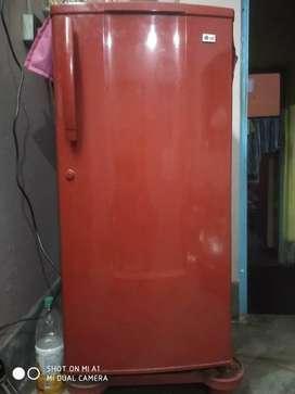 LG 180 liter refrigerator