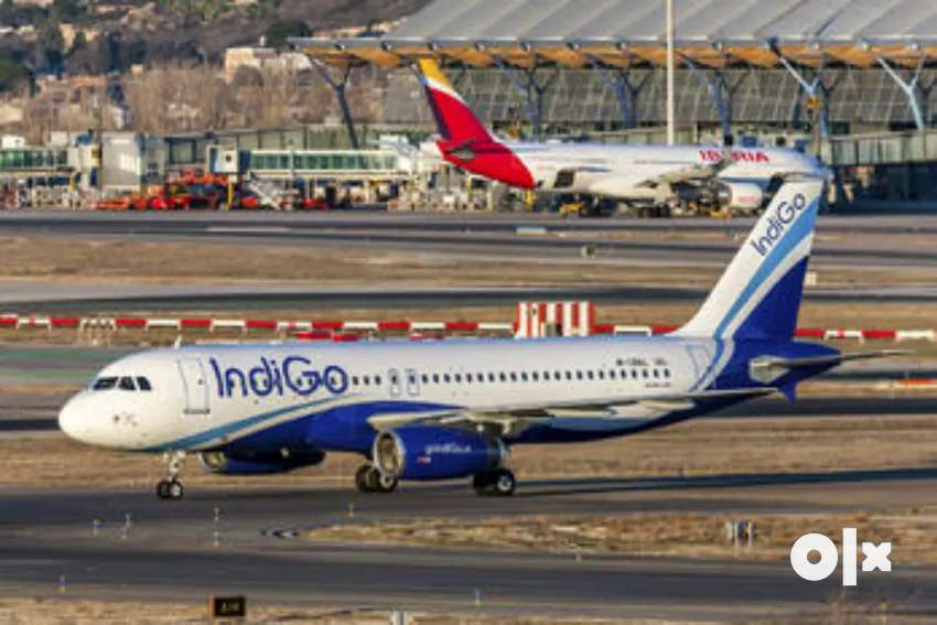 Direct hiring for ground staff in IndiGo Airlines 0