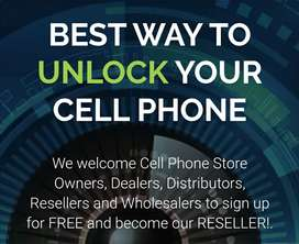 Official Network Carrier Unlocking service