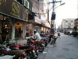 288 Sq.feet Commercial Shop For sale In Raheem Center Multan Cantt