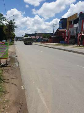 Tanah 4.2 Ha Jl. Raya PM Noor Samarinda kota kaltim 70x500m