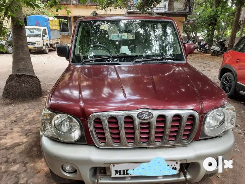 Mahindra Scorpio 2004 Diesel Good Condition