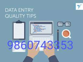 wanted genuine Part time home based data entry job for workers!!
